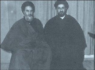 نفي الإمام الى تركيا