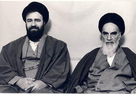 حجة الاسلام و المسلمين السيد أحمد الخميني(رض)