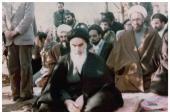 الامام الخمینی و الشهید مطهری