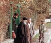 الامام الخميني و الشهيد مهدي عراقي