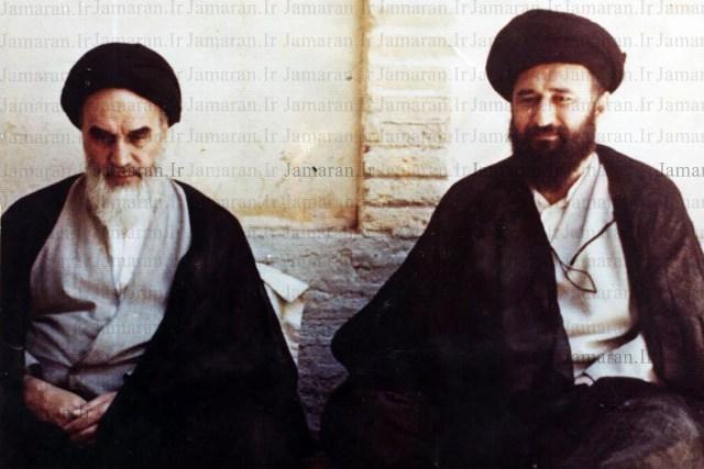 الامام الخمینی و آیة الله السید مصطفی الخمینی