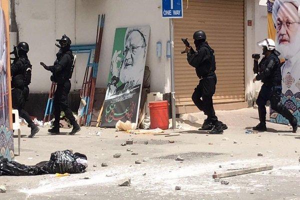 حكام البحرين هم تجسيد للإسلام الاميركي الذي تحدث عنه الإمام الخميني