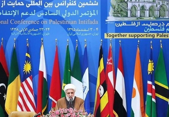 إيران أحيت قضية فلسطين