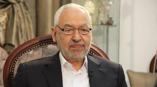 راشد الغنوشي-قائد حركة النهضة الإسلامية تونس