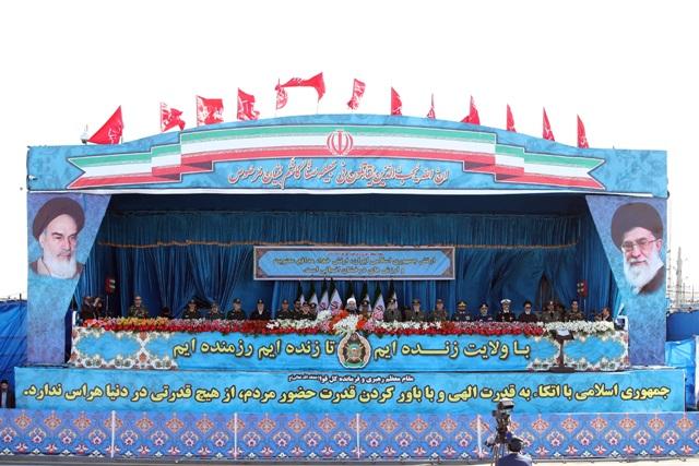 الجيش عمل بوصايا الامام الخميني (رض) وارشادات قائد الثورة على مدى 30 عاما بعد مرحلة الدفاع المقدس