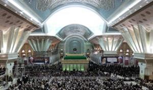 اربعينية رحيل آية الله هاشمي رفسنجاني