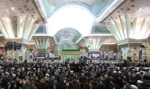 إقامة مراسم اربعينية رحيل آية الله هاشمي رفسنجاني