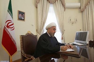 President  Rouhani congratulates Eid al-Fitr