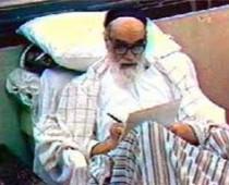 The last moments of Imam Khomeini`s life