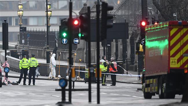 Iran denounces London terrorist attack