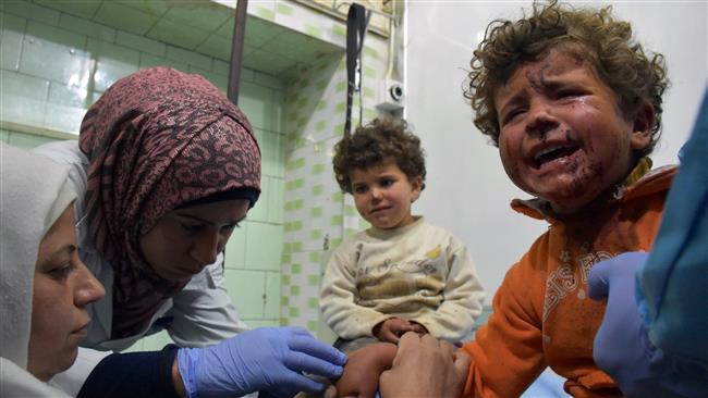 Iran strongly denounces deadly attack in Syria`s Aleppo