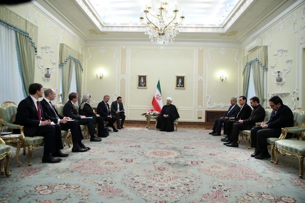Iran, Luxemburg stress observance of JCPOA