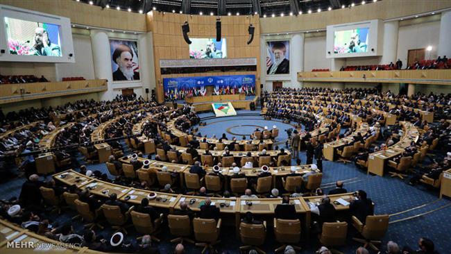 International summit on Palestine kicks off in Tehran