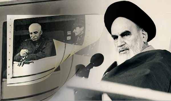 La prise de position de l'Imam Khomeini  (Que DIEU le bénisse) dans le cas du Régime de Rezâ Khân
