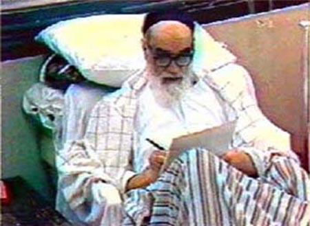 Souvenirs avec l'Imam (Que DIEU le bénisse): Les derniers jours