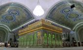 Le cercle de lecture du Coran généreux dans le Haram Mutahhar Imam Khomeini  (Que DIEU le bénisse )