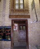 La maison de l`Imam Khomeini à Najaf