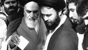 Le vote de l`Imam Khomeini (que DIEU le bénisse)