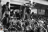 امام خمینی(رح) دوران انقلاب میں، کیمرے کی زاویہ نگاہ سے