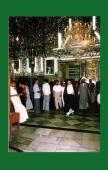 نجف اشرف/ امام خمینی، مولی امیرالمومنین علی[ع] کے حرم مطہر میں