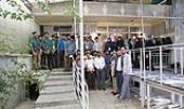 جماران میں لنڈن کے اسلامی کالج کے طلباء