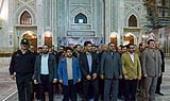 ویست تہران ٹریفک پولیس کی امام خمینی (ره) کے ساتھ تجدید میثاق