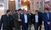 حرم امام خمینی(ره)، بارہویں صدارتی انتخابات اور پانچویں بلدیاتی اسلامی کونسل انتخابات